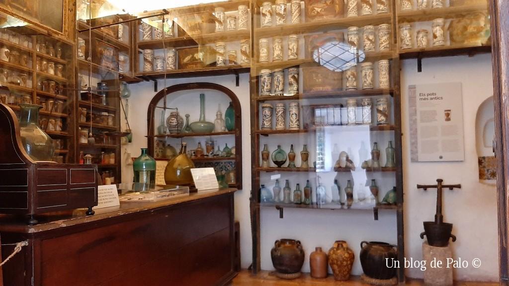Farmacia de la Cartuja de Valldemossa