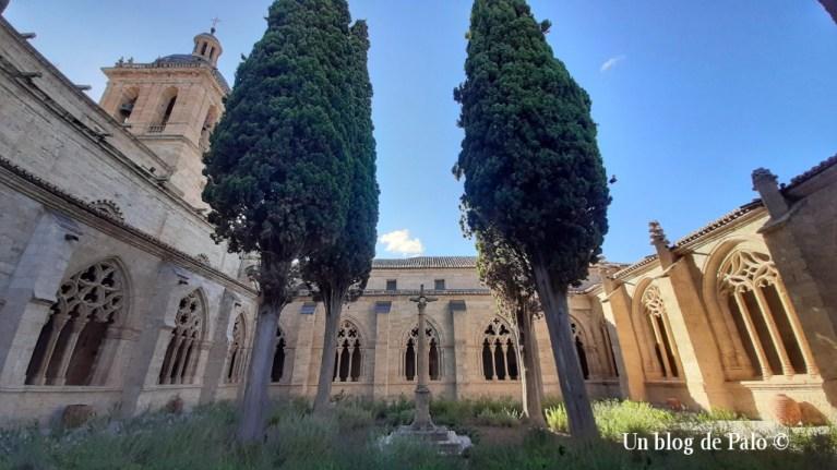 Claustro de la Catedral de Ciudad Rodrigo