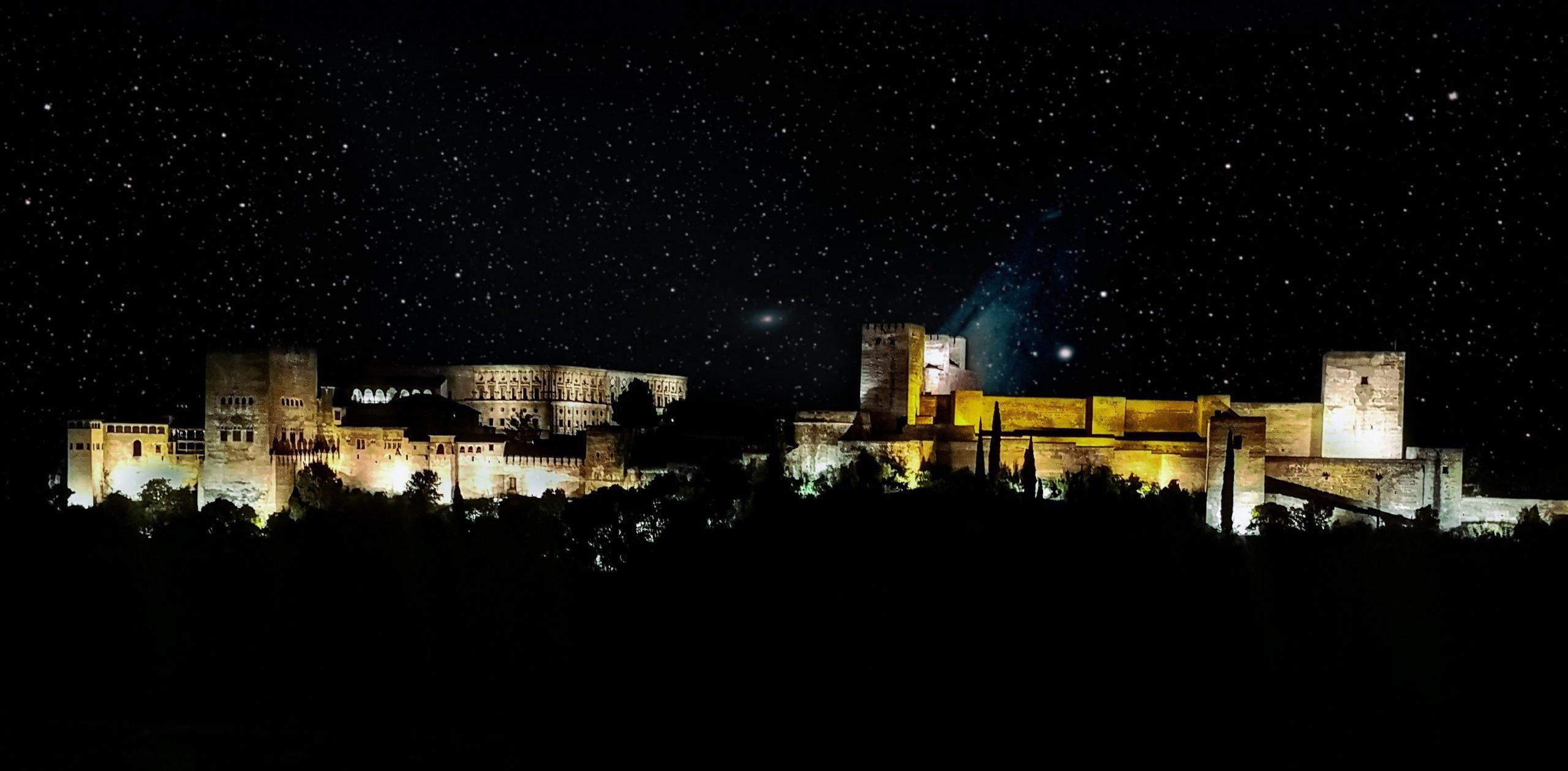 Monumentos Vistas de Granada