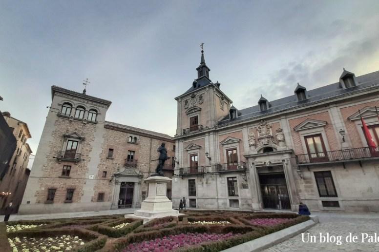 Las villas históricas de Madrid