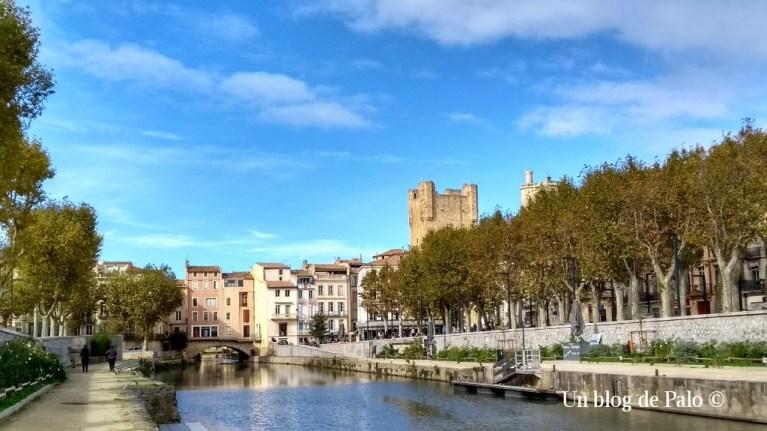 Vistas de Narbona