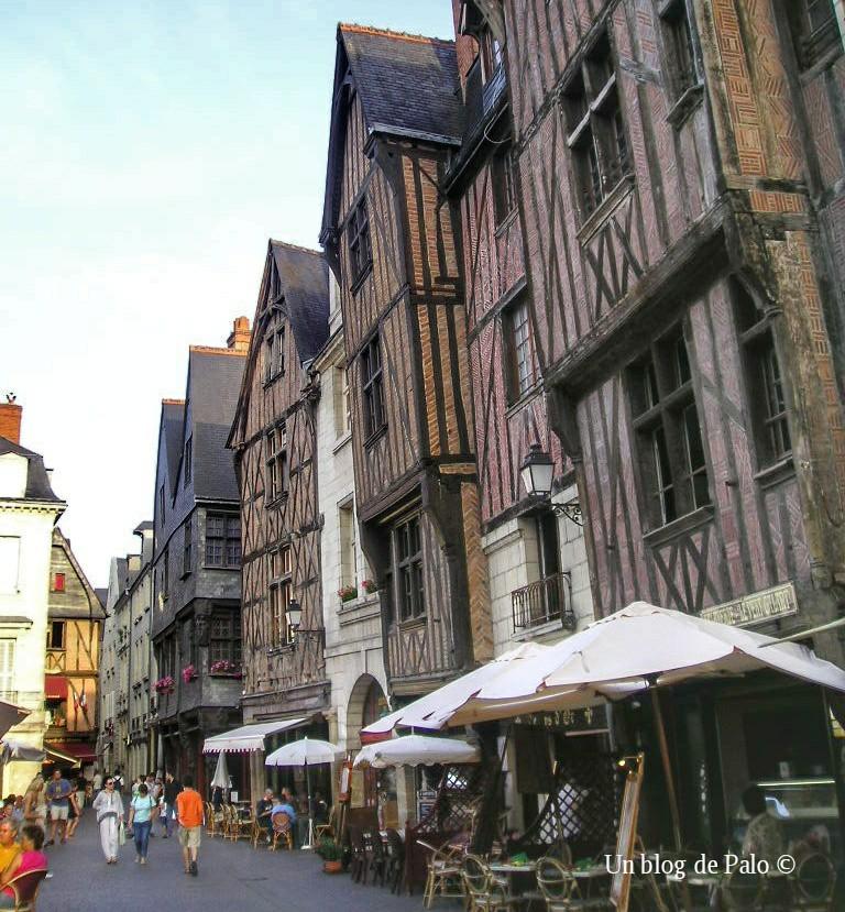 Plaza Plummereau de Tours