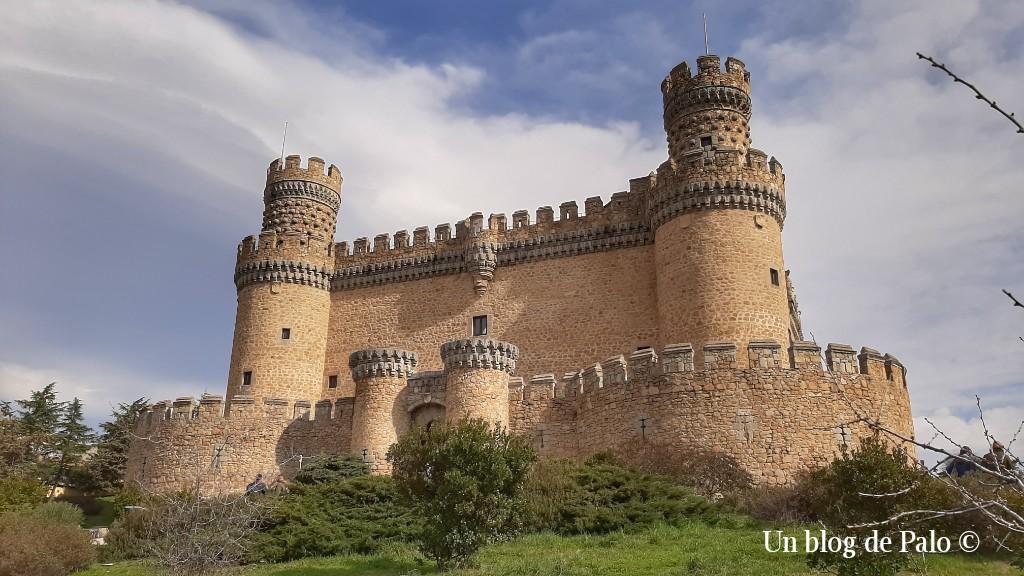 Visitar el Castillo de Manzanares el Real