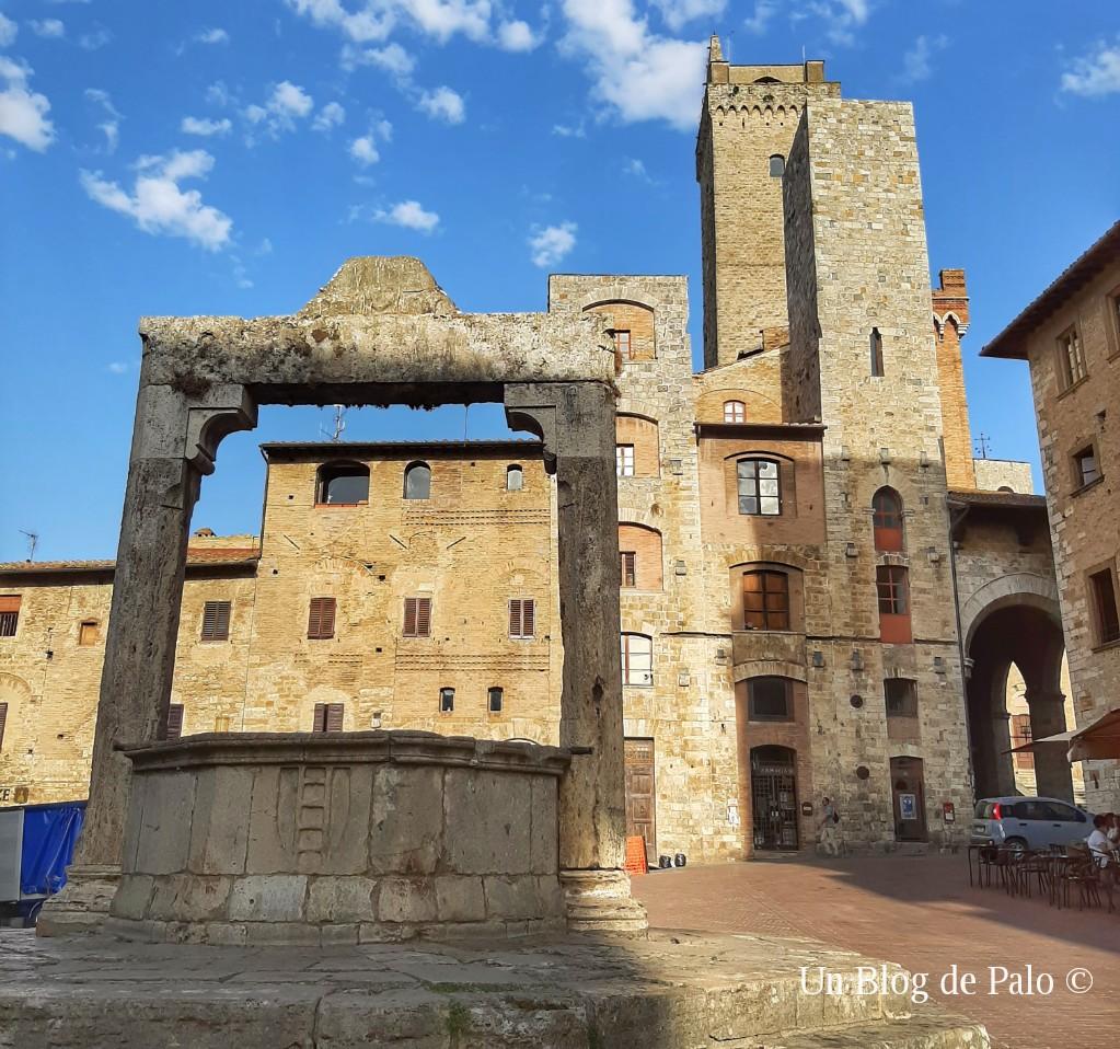 Espectacular San Gimignano