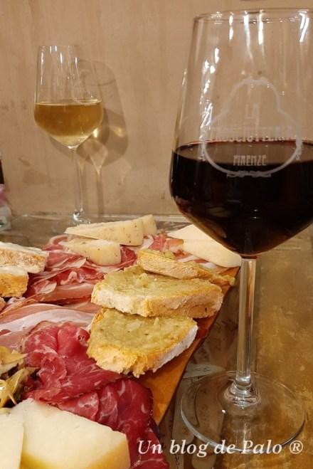 vinos en Toscana