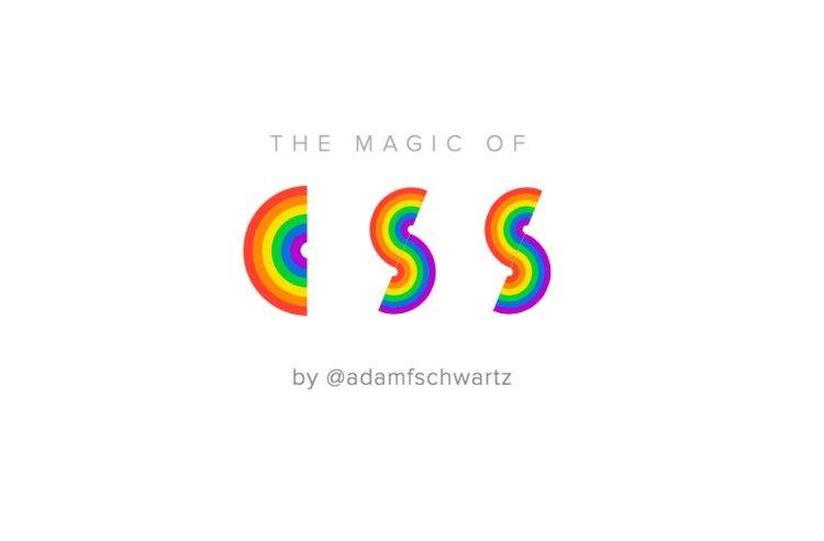 Magic-of-CSS