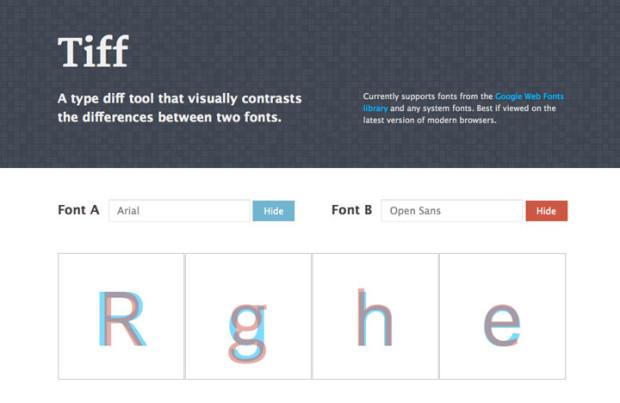 Tiff —A type diff tool