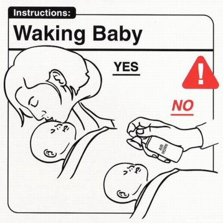 Child Care Instructions 08