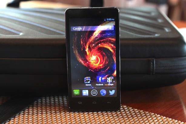 Cherry Mobile Thunder Review