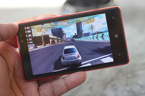 Graphics intensive games like Asphalt Heat 7 run on it but there's loading time is quite long.