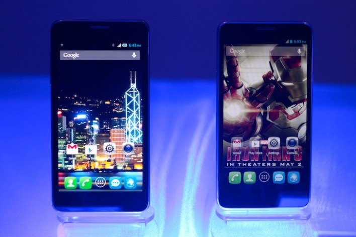 Alcatel One Touch Idol and the One Touch Idol Ultra