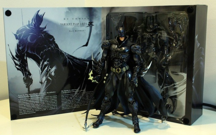 Batman out of the box!
