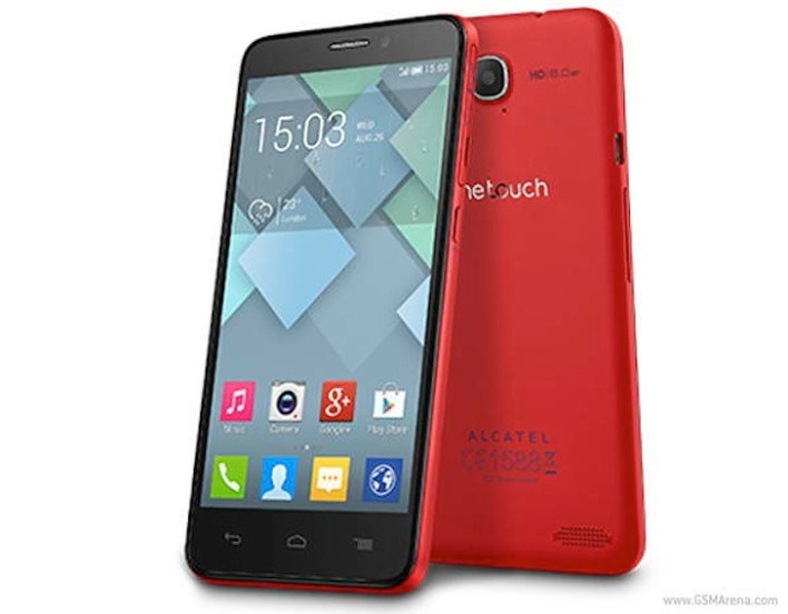 The New Alcatel One Touch Idol S
