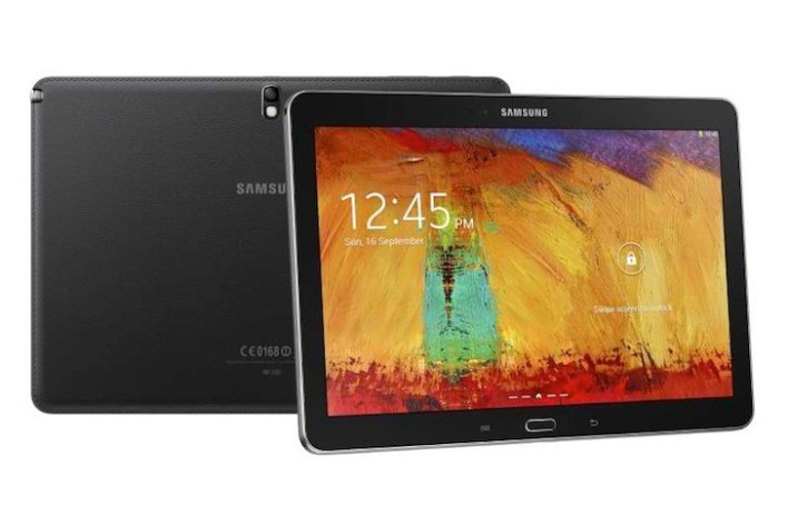 Samsung finally offers a more specced up tablet