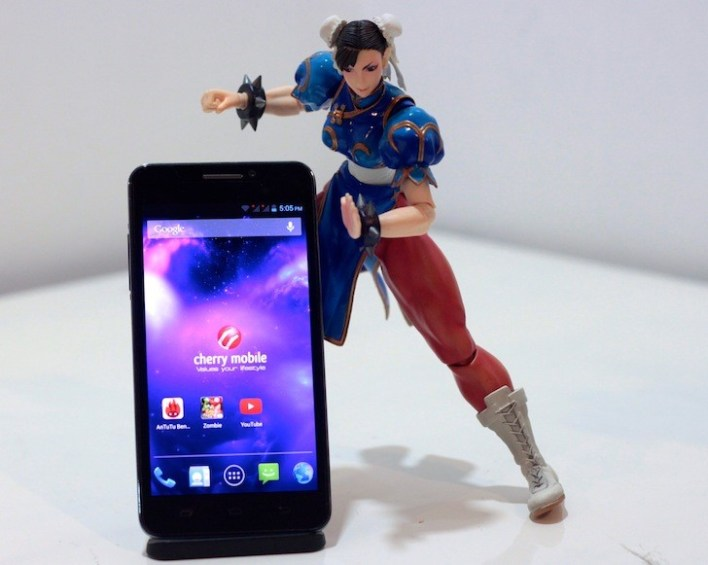 It's our full review of the Cherry Mobile Cosmos Z!
