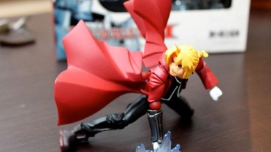 Photo of Revoltech Edward and Alphonse Elric from Full Metal Alchemist