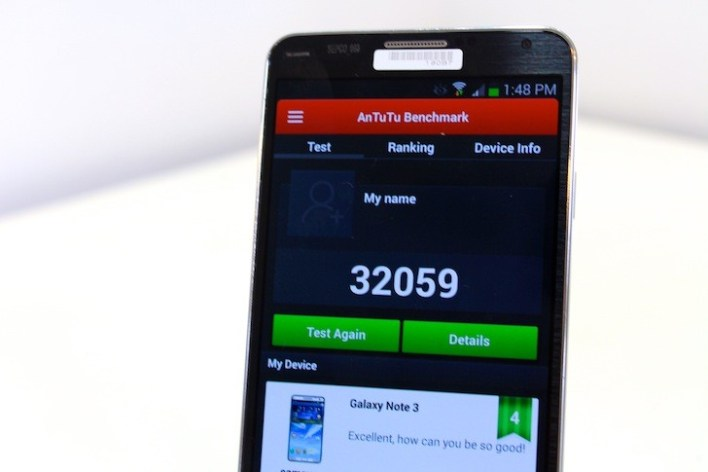 Snapdragon 800 and 3GB = Monster