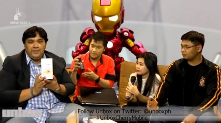 Unbox Podcast Hosts: Carlo, Eason, Alora, and Paolo
