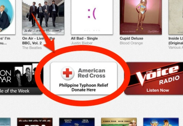 Red Cross for PH on the iTunes Store