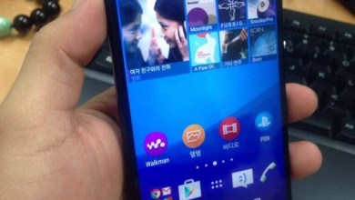 Photo of Alleged Sony Xperia Z4 Images Leak