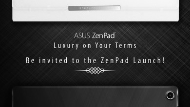 Photo of ASUS Launching ZenPad Tablets in PH, Invites Fans To Join Them On July 30