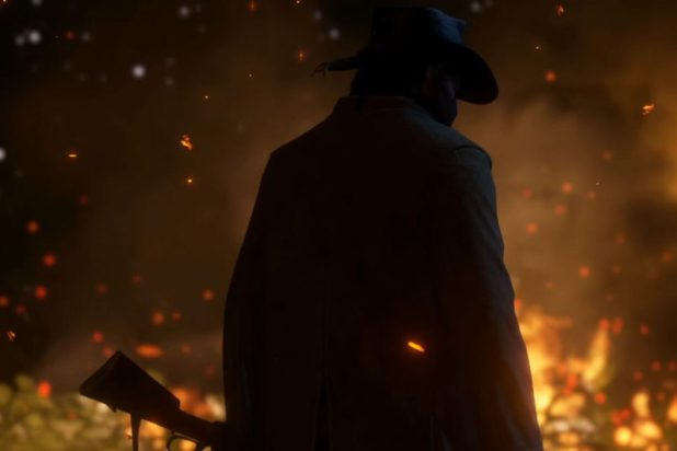 Red Dead Redemption 2 Teaser! Can't wait!