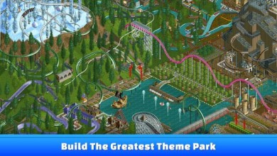 Photo of Roller Coaster Tycoon Hits the Play Store