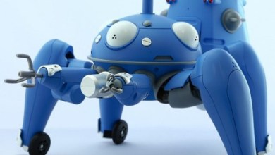 """Photo of Ghost in the Shell's Tachikoma """"Smart Toy"""" Features Cloud Sync"""