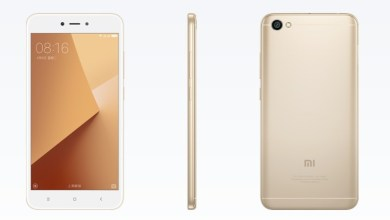 Photo of Xiaomi Officially Outs the Redmi Note 5A