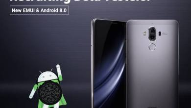 Photo of Huawei is looking for Mate 9 users to join its Android Oreo Beta Program