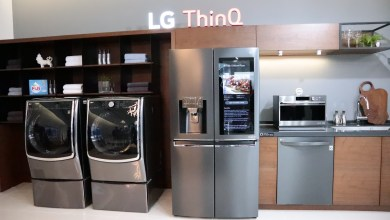 Photo of Welcome to LG's AI Home