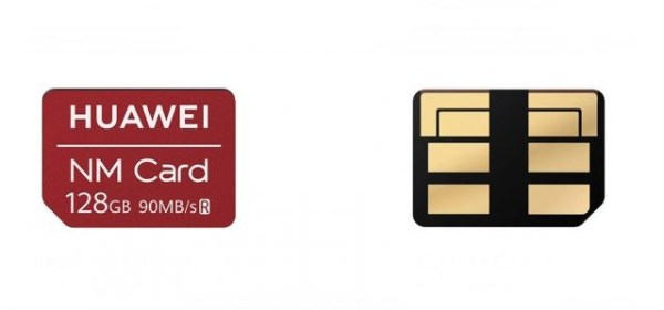 Huawei's Nano Memory Cards Unofficially Arrives in the ...