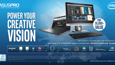 Photo of ASUSPRO and Intel Team Up for Ultimate Creativity Pack Promo