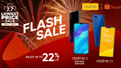 Photo of Realme and Shopee Partner for 7.7 Sale