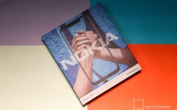 Unbox Nokia 8.1 Unboxing_003