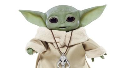 Photo of Hasbro Is Releasing An Animatronic Baby Yoda