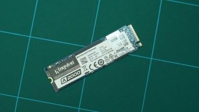 Photo of Kingston A2000 NVMe SSD Review: Sensible Upgrade