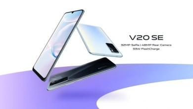 Photo of vivo Announces the V20 SE in Malaysia