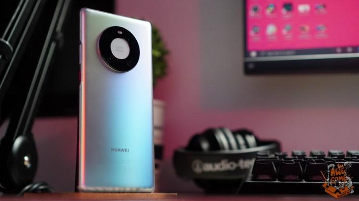 Huawei Mate 40 Pro snapshot