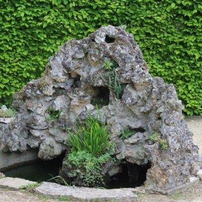 bosquet rocher chateau de la roche guyon