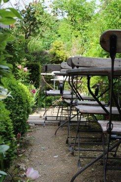 terrasse du café des artistes
