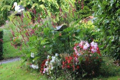 Thème Alsace jardin de Coutances