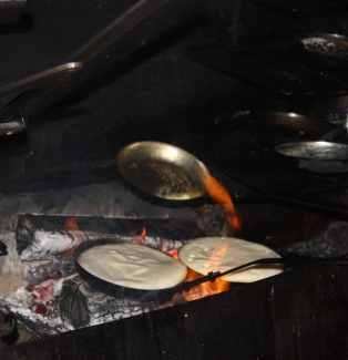Omelettes de la mère Poulard