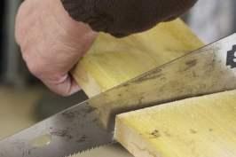 couper la planche