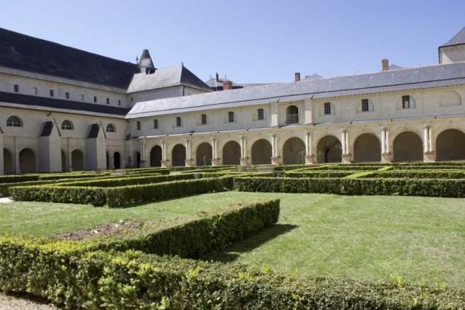 Grand-Moûtier, cloître de Fontevraud