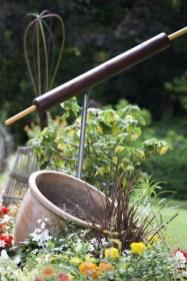Jardin des plantes de Coutances dans le thèmeTop chef