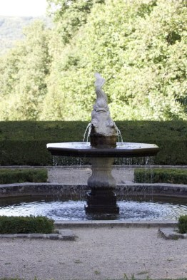 grenouillere du château de Breteuil
