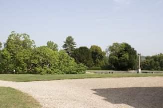 Parc du château de Bizy