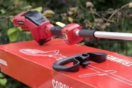 Déballage des outils sans fil Honda