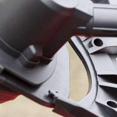 Montage du coupe bordure sans fil Honda